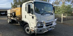 Rams Plumbing & Gas Pty Ltd Sucker Trucks