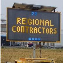 Logo of Regional Contractors