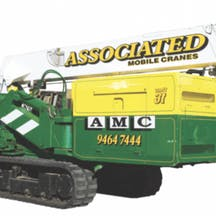 Logo of Associated Mobile Cranes Pty Ltd