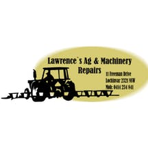 Logo of Lawrence's Ag & Machinery Repairs