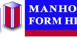 Manhole Form Hire banner