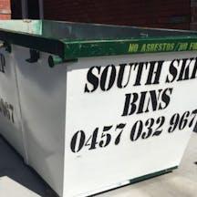 Logo of South Skip Bins Hobart