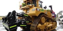AGGA Equipment Tracked Dozer