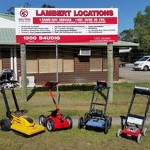 Logo of Lambert Locations Pty Ltd