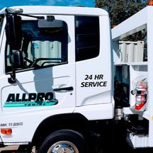 Logo of All Pro Towing