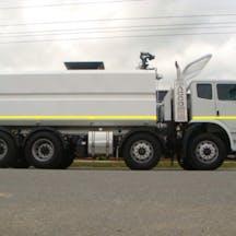 Logo of Wann Water Truck Hire