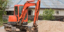 A2Z Earthworx Track Mounted Excavator