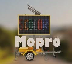 MoPro VMS trailer hire