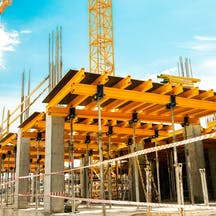 Logo of D & M Concrete Services Pty Limited