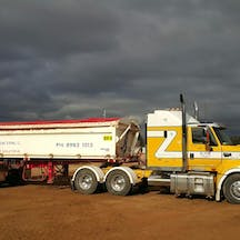 Logo of Mid North Water Truck and Tipper Hire