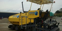 Accurate Asphalt & Road Repairs Pty Ltd Asphalt Paver