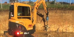 Australian Trenching and Excavations Track Mounted Excavator