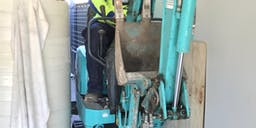 Active Mini Diggers Track Mounted Excavator