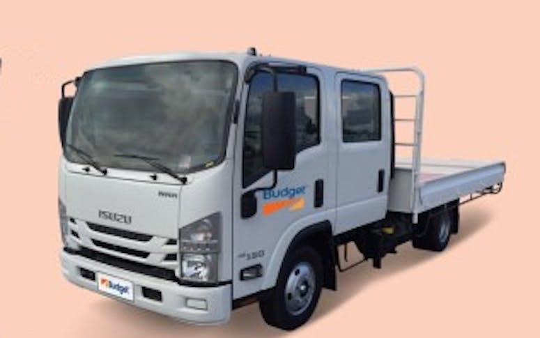 Crew Cab Truck