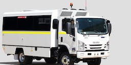 Budget Car & Truck Rental Blacktown Troop Carriers