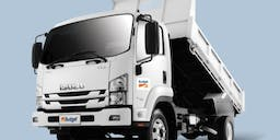 Budget Car & Truck Rental Blacktown Tipper