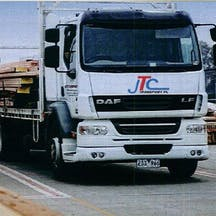 Logo of JTC Transport