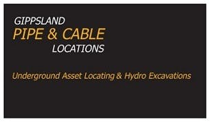 Gippsland Pipe and Cable Locations