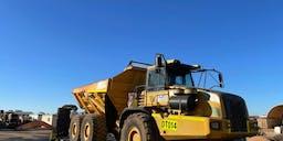 A2D Mining & Civil Pty Ltd Articulated