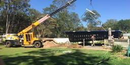 AJ Scarr Cranes Mobile Slewing Crane