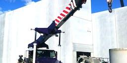 AJ Scarr Cranes Non Slewing Mobile Crane