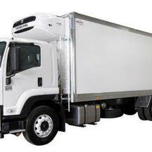Logo of Brisk Fridge Truck Rentals Pty Ltd