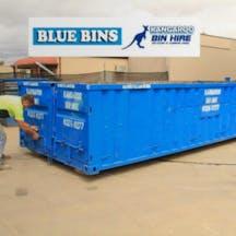 Logo of Blue Bins Waste Pty Ltd