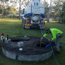 Logo of DC Vacuum Pumping Service