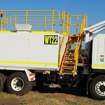 Logo of Sunshine Coast Water Carts