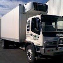 Logo of Capel Transport