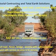 Logo of Alluvial Contracting Pty Ltd