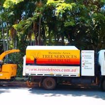 Logo of Remote Area Tree Services