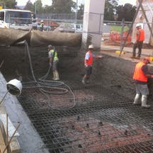 Logo of Rapid Concrete Spraying