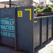 Logo of AJ's Totally Wasted