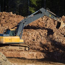 Logo of We Dig Excavations