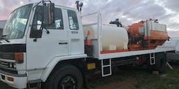 Asset Service Locating Sucker Trucks