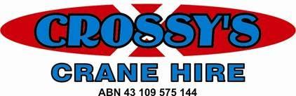 Crossy's Crane Hire