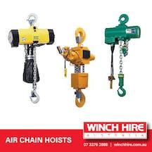 Logo of Winch Hire Australia