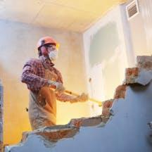 Logo of Mr Cut Demolition