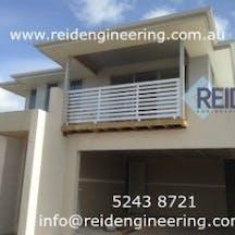 Logo of Reid Engineering Pty. Ltd.