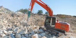 SKK Civil Groundworks Track Mounted