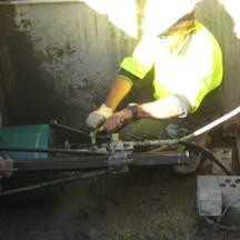 Logo of DGW Concrete Cutting Pty Ltd