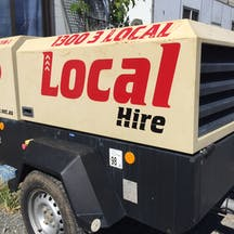 Logo of Local Hire