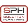 Solution Plant Hire logo