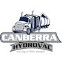 Canberra Hydrovac  logo