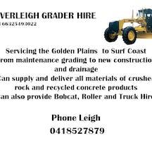 Logo of Inverleigh Grader Hire