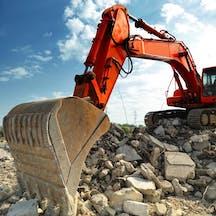 Logo of Wally Demolition, Excavation & Transport