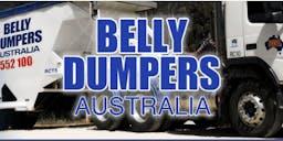 Belly Dumpers  Australia banner