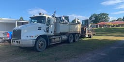 A1 Earthmoving & Landscaping Tipper