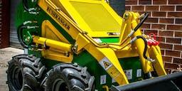 Aussie Machinery Hire Dingo Loader